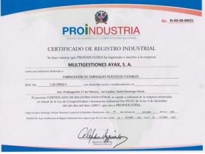 certificado-proindustria