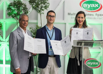 Flexible plastic packaging company received its certification under the integrated management system.